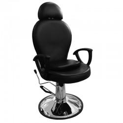 Kadeřnické křeslo ZD-346 černé
